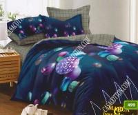 5D спално бельо с код 499