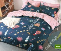 Единично спално бельо с код Y-18