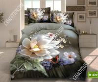 5D спално бельо с код B-439