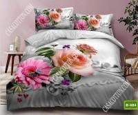 5D спално бельо с код B-484