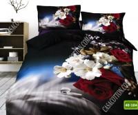5D спално бельо с код 40-104