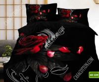 5D спално бельо с код 40-109