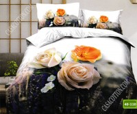 5D спално бельо с код 40-110