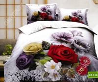 5D спално бельо с код 40-114