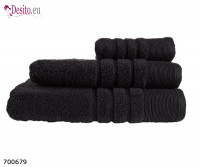 Хавлиени кърпи Мика - черни