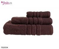 Хавлиени кърпи Мика - кафявo 2