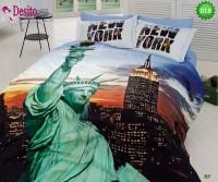 3D Сатен 018 New York