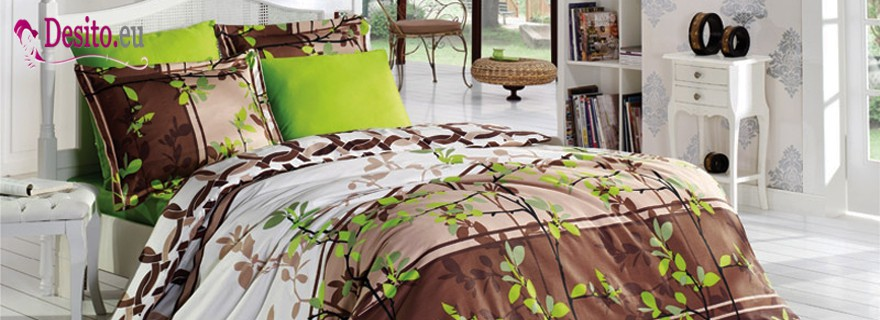 Спално бельо с два плика