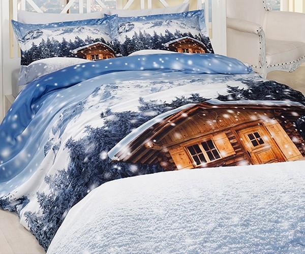 Как да изберем перфектното спално бельо за зимата