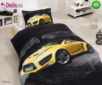 3D Единичен спален комплект B13 Method
