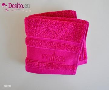 Хавлиени кърпи Мика - циклама
