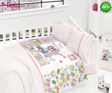 Детско спално бельо BB-10