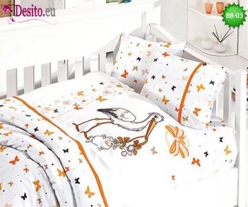 Детско спално бельо BB-03