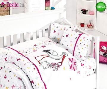 Детско спално бельо BB-02
