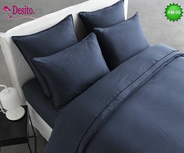 Едноцветно спално бельо AM-06