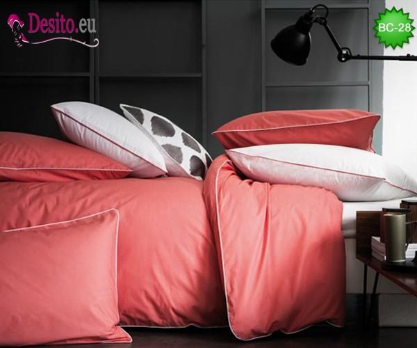 Двуцветно спално бельо BC-28
