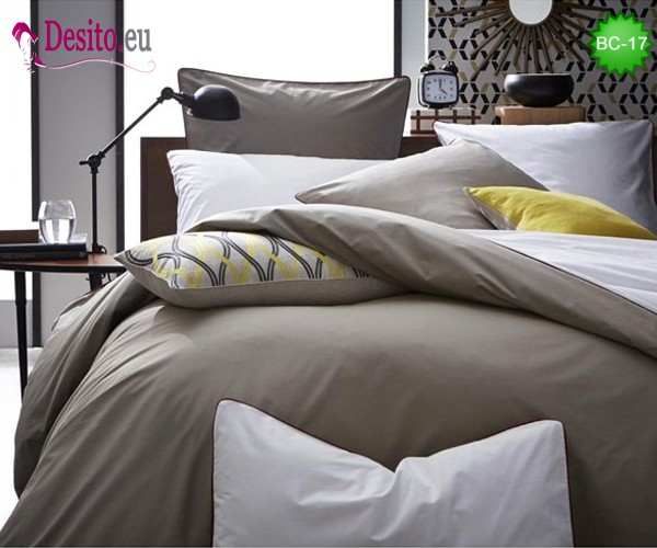 Двулицево спално бельо BC-17