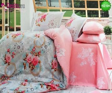 Спално бельо от Поплин H2-64