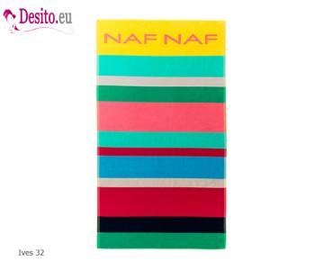 Плажна кърпа Naf Naf - Ives 32