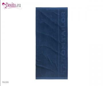 Плажна кърпа Tom Tailor - Navy