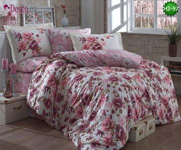 Спално бельо от Поплин H2-97
