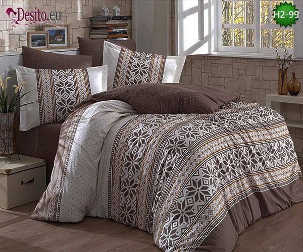 Спално бельо от Поплин H2-99