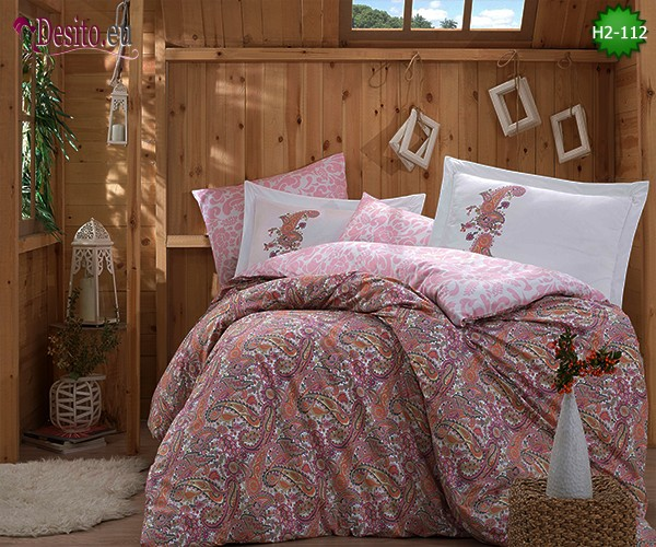 Спално бельо от Поплин H2-112