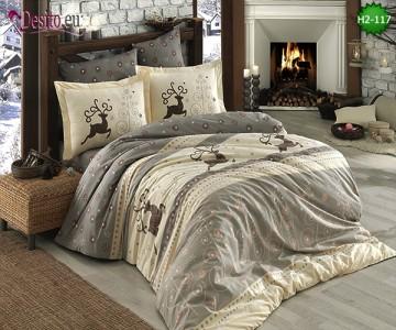 Спално бельо от Поплин H2-117