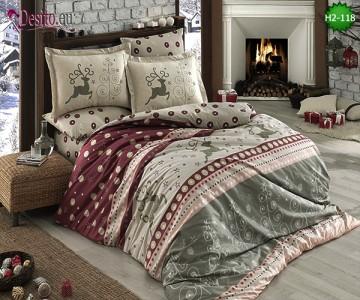 Спално бельо от Поплин H2-118