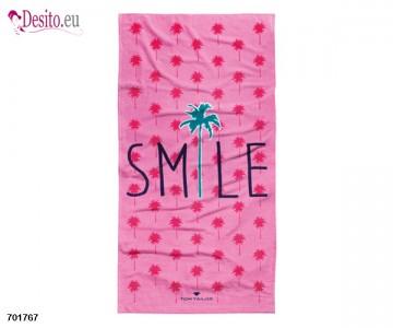 Плажна кърпа Pink