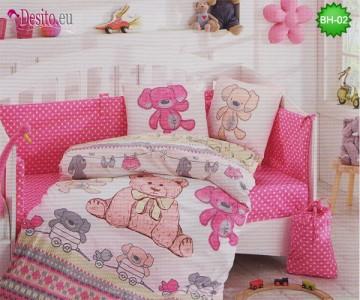 Детско спално бельо BH-02