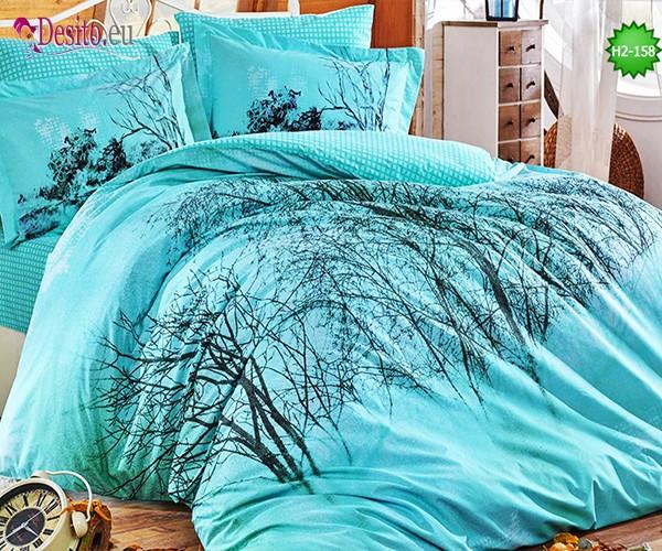 Спално бельо от Поплин H2-158