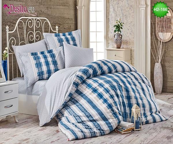 Спално бельо от Поплин H2-166