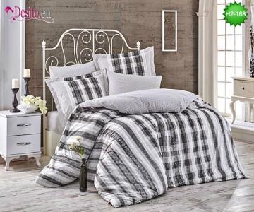 Спално бельо от Поплин H2-168