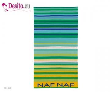 Плажна кърпа Naf Naf - LEMON