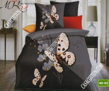 5D спално бельо с код 40-02