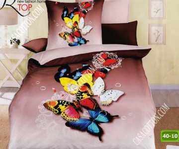 5D спално бельо с код 40-10
