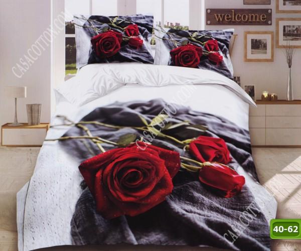 5D спално бельо с код 40-62