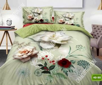 5D спално бельо с код 40-90