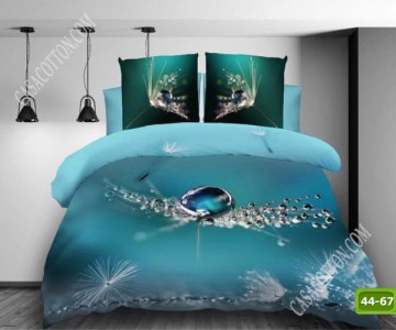 5D спално бельо с код 44-67