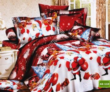 Коледно спално бельо с код 44-110