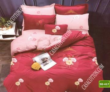 Спално бельо с код 50-417
