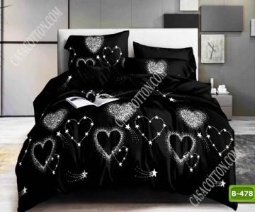 5D спално бельо с код B-478
