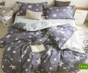 Единично спално бельо с код Y-11