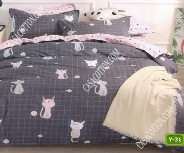 Единично спално бельо с код Y-31