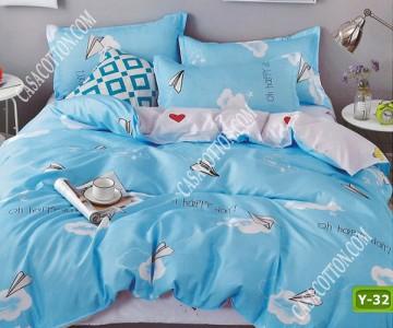 Единично спално бельо с код Y-32