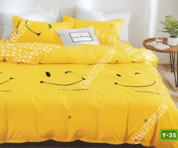Единично спално бельо с код Y-35