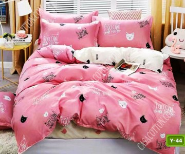 Единично спално бельо с код Y-44