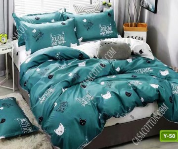 Единично спално бельо с код Y-50