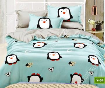 Единично спално бельо с код Y-54